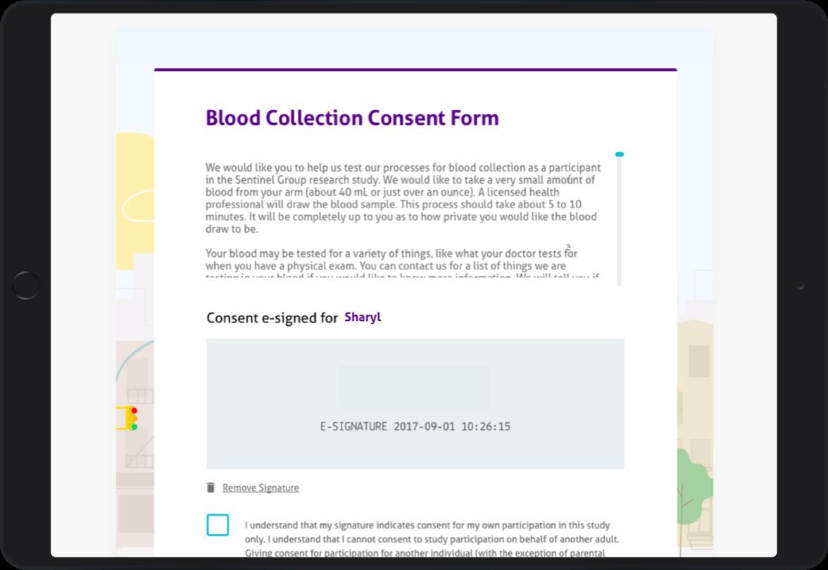 Linkt Econsent Datacubed Health
